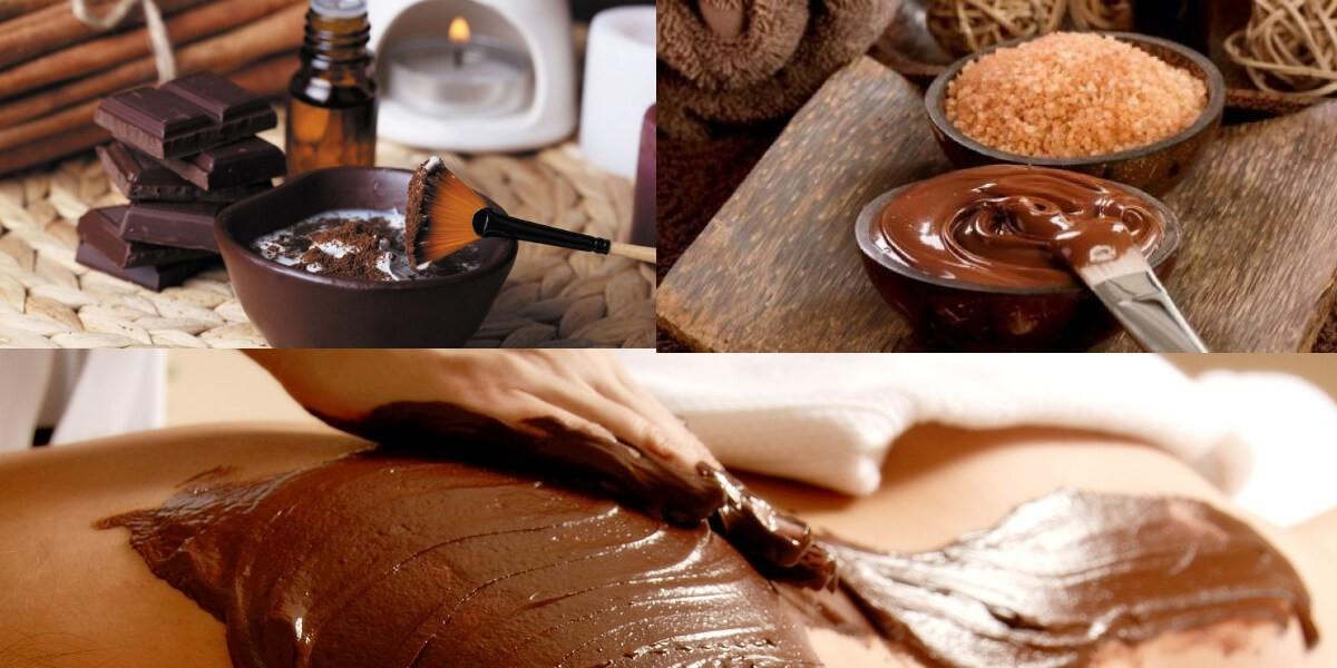Как правильно делать шоколадное обертывание для похудения?