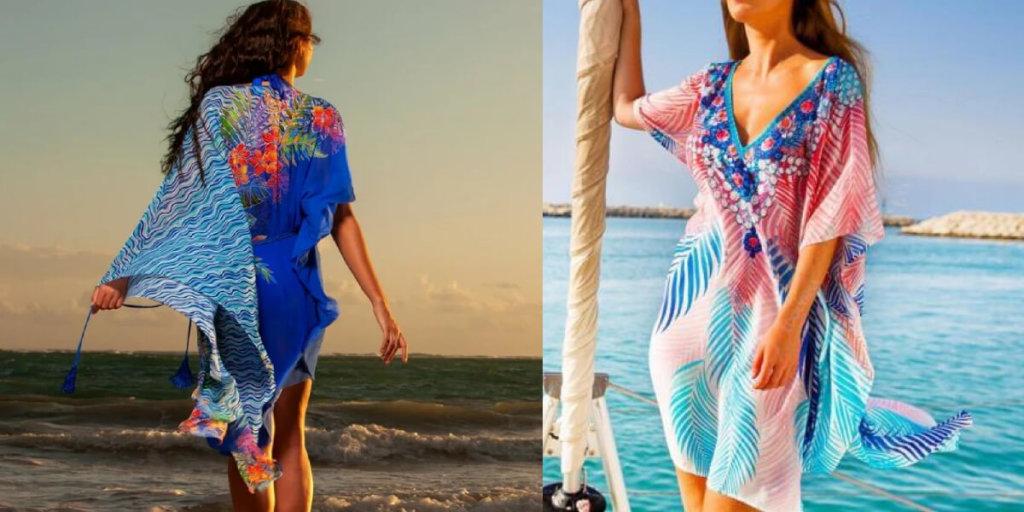 Что надеть на ЛЕТО пляж 2020.  Струящиеся платья