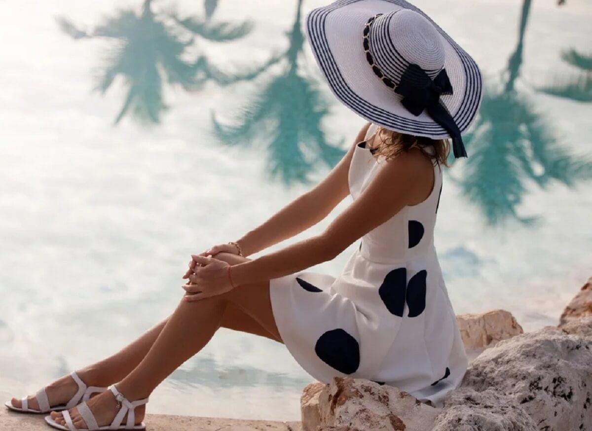 Что надеть на пляж? Пляжная мода (фото)