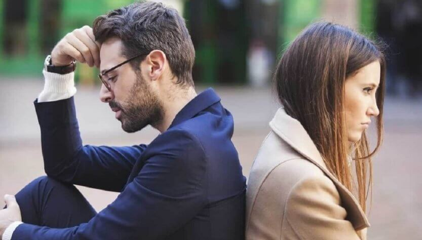 Развод, как вернуть любовь