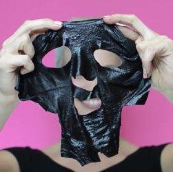 Домашний рецепт черной маски для лица