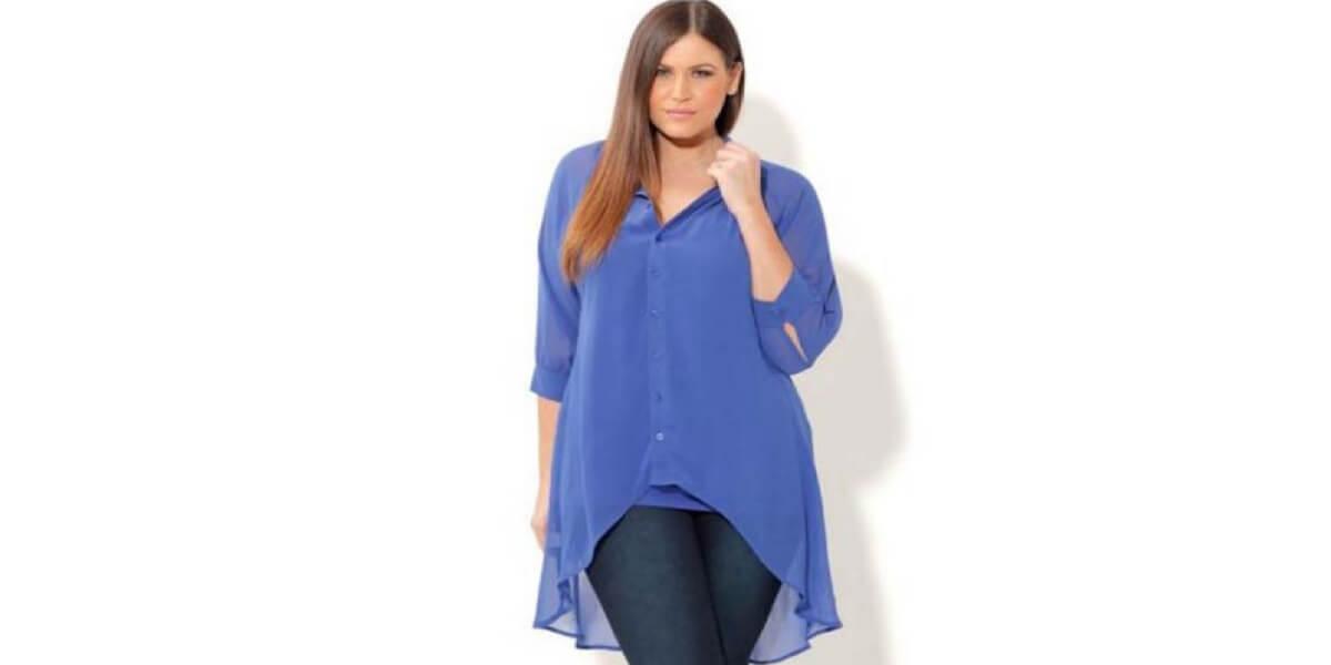 5 правил от стилиста: блузки, которые стройнят, модные фасоны 2020 (фото)