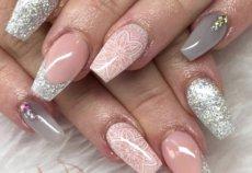 Как правильно накрасить ногти гель-лаком в домашних условиях? 50 фото дизайна ногтей