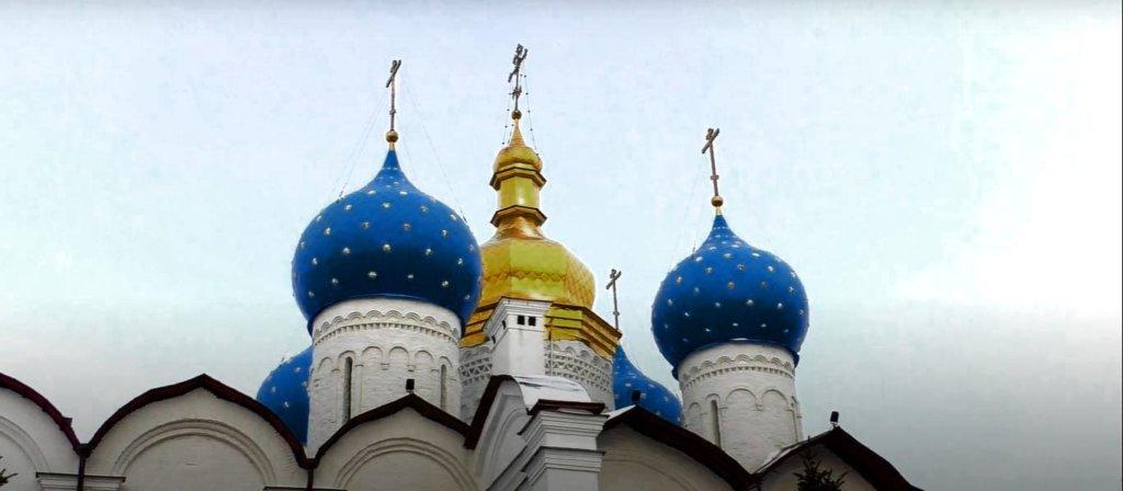 6 мест в Казани, которые обязательно надо посетить. Достопримечательности Казани. Благовещенский собор