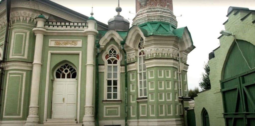 6 мест в Казани, которые обязательно надо посетить. Достопримечательности Казани. Азимовская мечеть