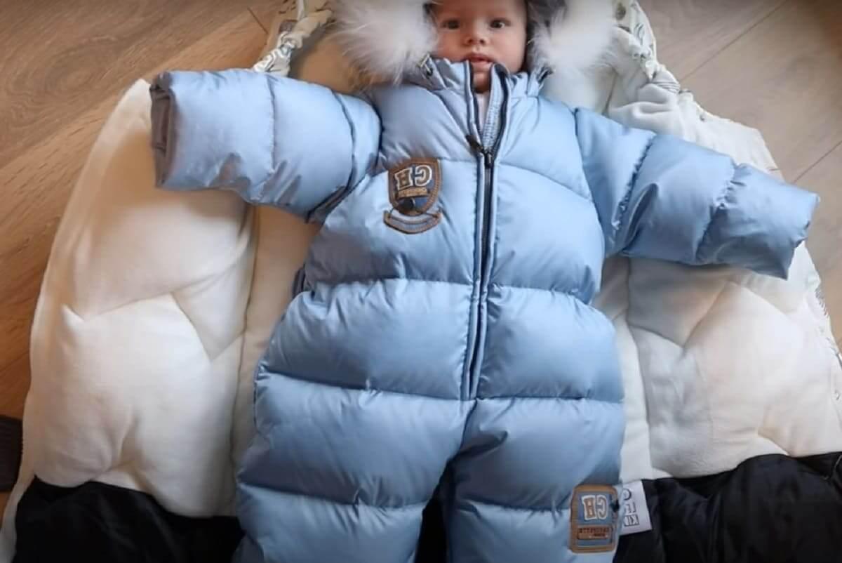 Как одевать новорожденного ребенка зимой на прогулку? Весь комплект одежды и лайфхаки