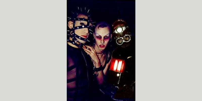 KINKY Circus: Цирк и гедонизм